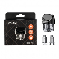 Smok Nord Pod Pack (inc 2...