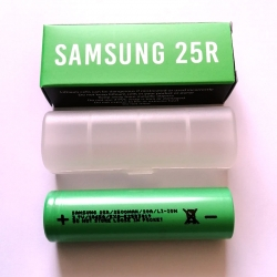Samsung 25R 18650 Battery...