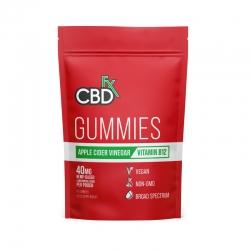 CBDfx Gummies - Apple Cider...