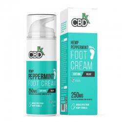 CBDfx Peppermint Foot Cream...