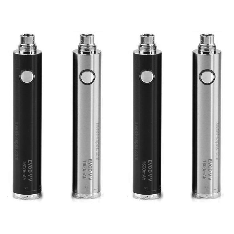 Kanger EVOD VV 1600mAh Vape Pen Battery   Canada Vapes