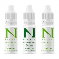 .NicNic 10ml Nicotine SALT...