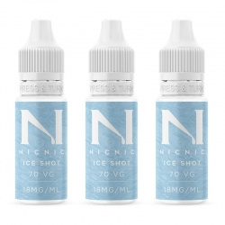 .NicNic 10ml Nicotine ICE...