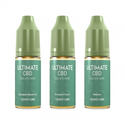 .Ultimate CBD 100mg (10ml)