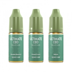 .Ultimate CBD 300mg (10ml)