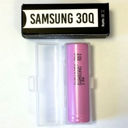 Samsung 30Q 18650 Battery...